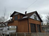 cedar siding and roof