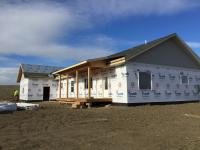 New home construction - Elk Ridge Subdivision